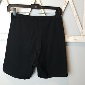 PINK Victoria's Secret Shorts - Pink Victoria's secret bike shorts BLack Medium